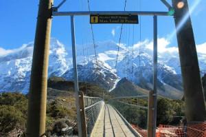 Swing Bridge Crossing