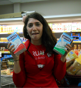 Nonperishable leite: a Wisco's worst nightmare #roughin'itonthedairy