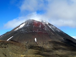Mt. Ngauruhoe (aka Mt. Doom!)