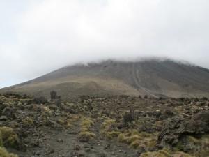Start of Mt. Ngauruhoe Summit Track