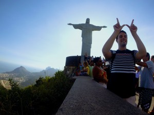 -W- at Corcovado