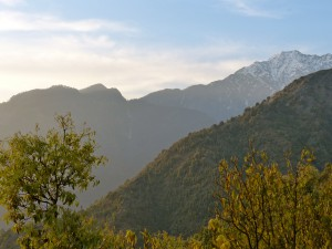Mountains in Himachal Pradesh