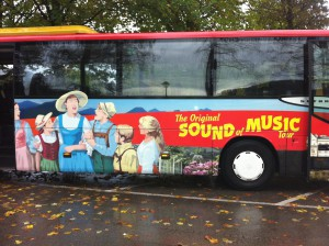 The Sound of Music Tour- AKA the oddest four hours of my life. My roommate and I—along with quite a few honeymooning couples and other travelers— saw basically all the Salzburg filming locations from the movie and sang together on a bus to the soundtrack. That's just as dorky as it sounds.