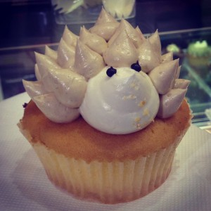 Honestly the best cupcake I've had in Hong Kong!