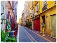 streets of Marseille