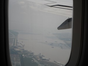 Arriving in Shanghai: REALLY almost there