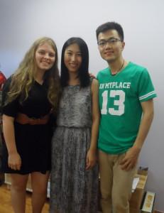 Zhai, Sun and I