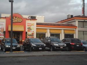 Costa Rican Fast Food