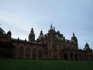 Kelvingrove art museum Glasgow