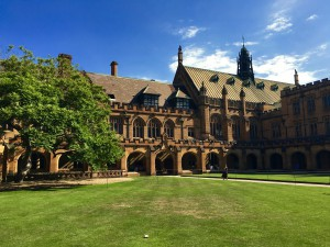 Welcome to the University of Sydney!