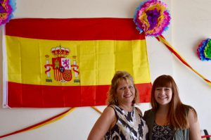How can you love Spain without having their flag?